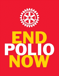 END POLIO NOW - The Rotary Club of Belmont NSW